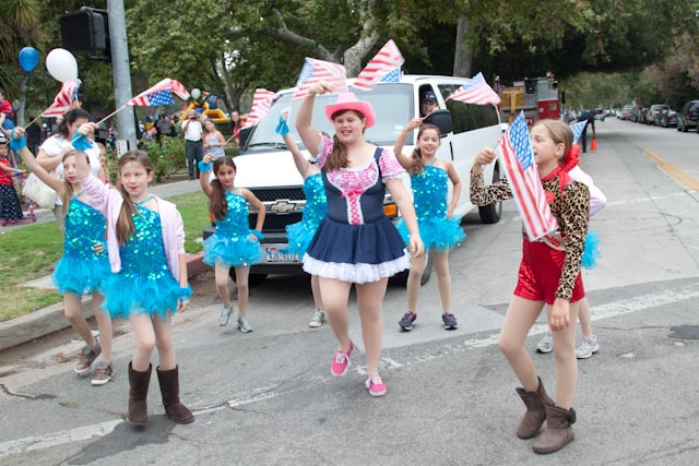 4th Of July Parade And Party!
